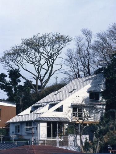 横須賀の家(1988年竣工)