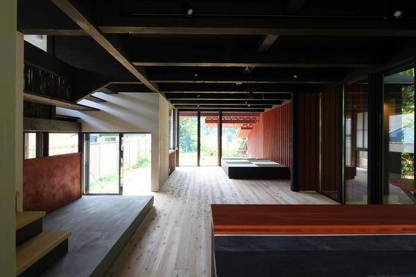日本の美を伝えたい_鎌倉設計工房の仕事 400