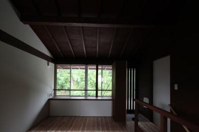 「神奈川旭区H邸(2011年竣工)」および「わびさび庵(2016年竣工)」