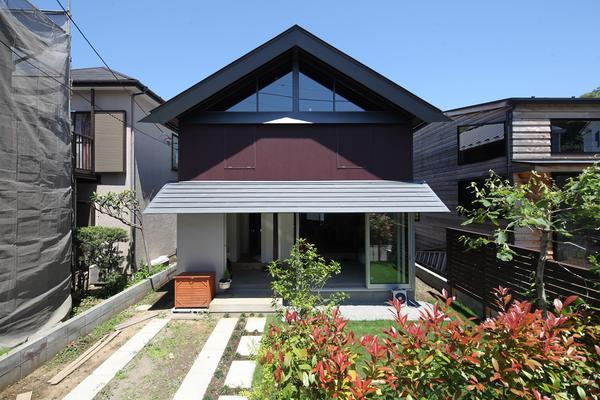 神奈川鎌倉A邸 (2015年竣工)