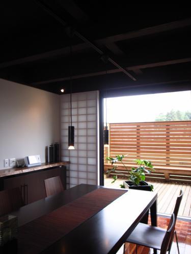 茨城つくばO邸(2008年竣工)