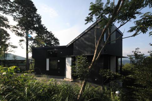 静岡函南U邸 (2014年竣工)