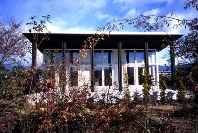 山梨県山梨市O邸 (2008年竣工)