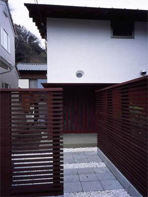 神奈川鎌倉N邸 (2003年竣工)