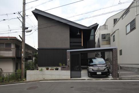 神奈川南区N邸 (2013年竣工)