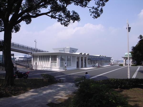 横浜山下公園レストハウス