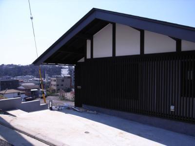 神奈川保土ヶ谷区S邸 (2011年竣工)