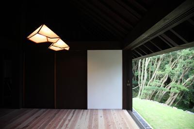 静岡伊豆高原K邸 (2009年竣工)