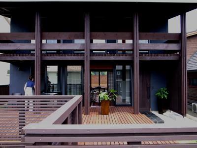 茨城つくばO邸 (2008年竣工)
