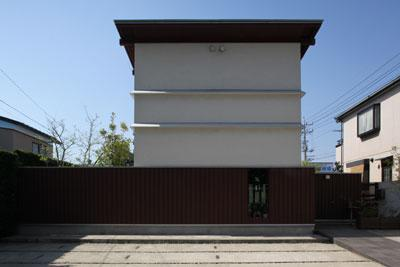 神奈川厚木N邸・ギャラリー『Yui』 (2005年竣工)